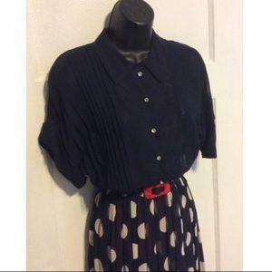 Harco Dresses - Harco Vintage SHEER polka dot dress.